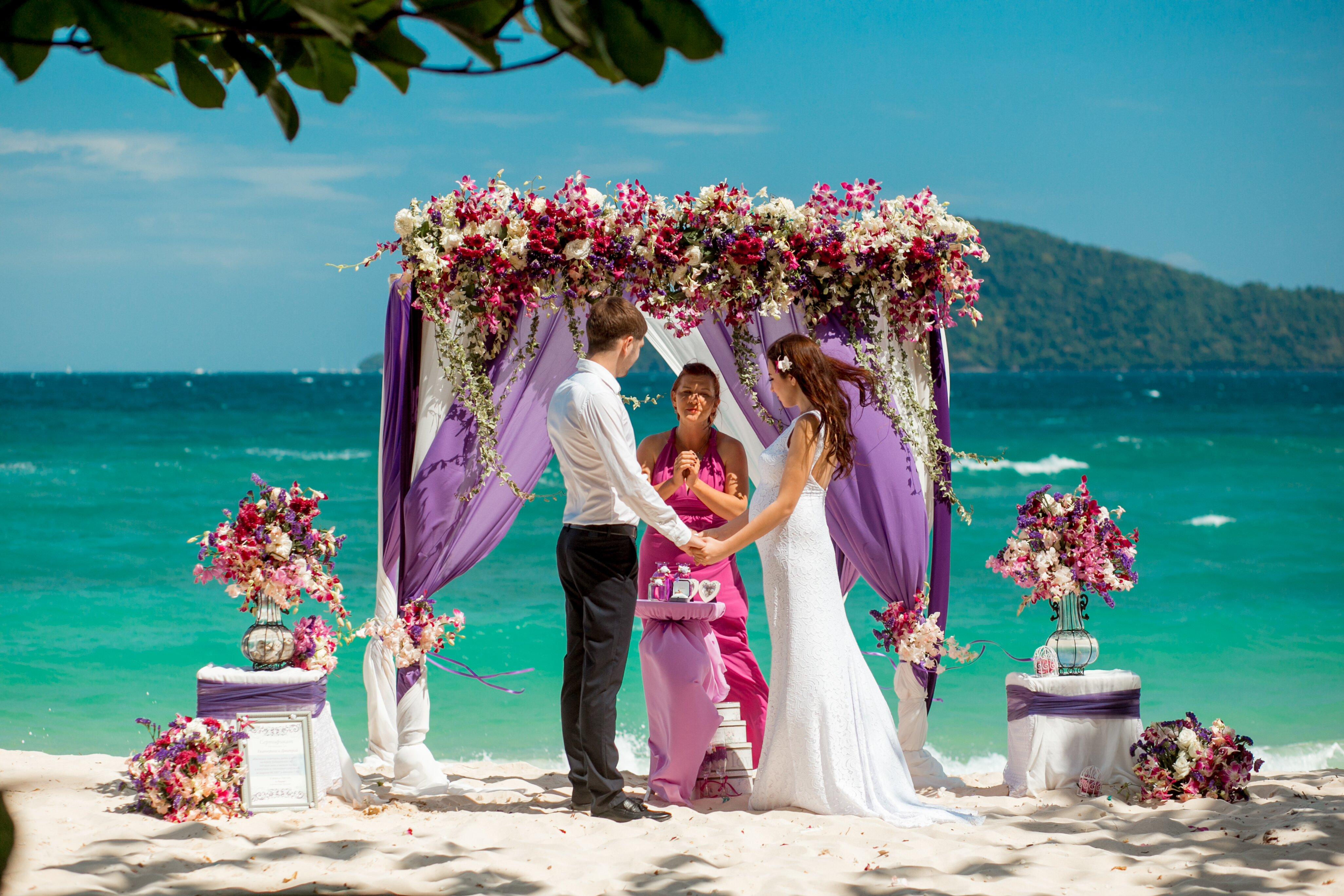 Тайланде свадьбы по ценам