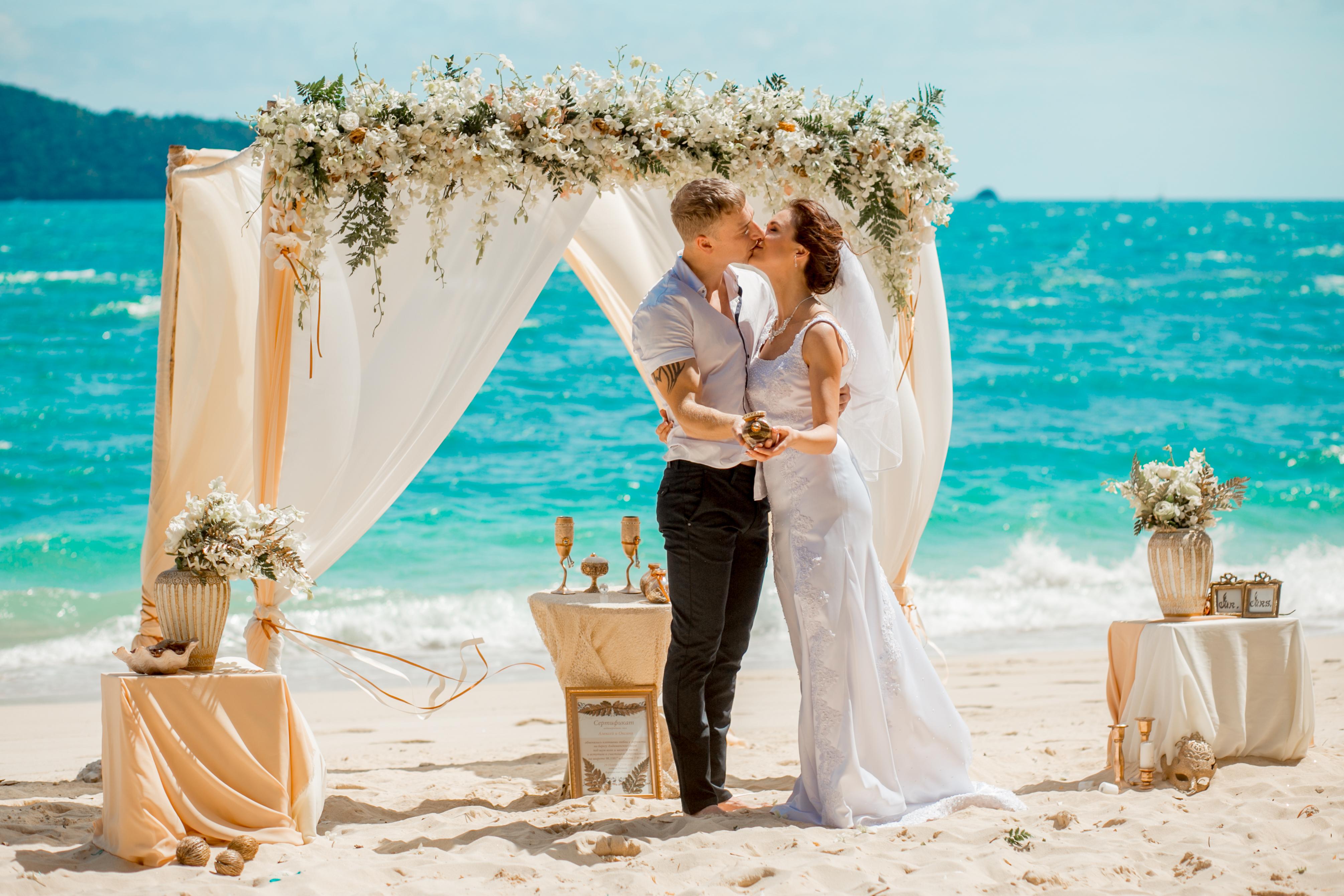 напоминают картинка свадьба пляж жюри побывали
